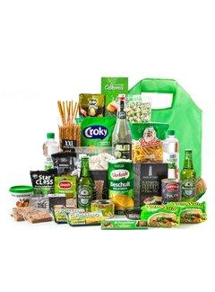 Groene kerstpakketten